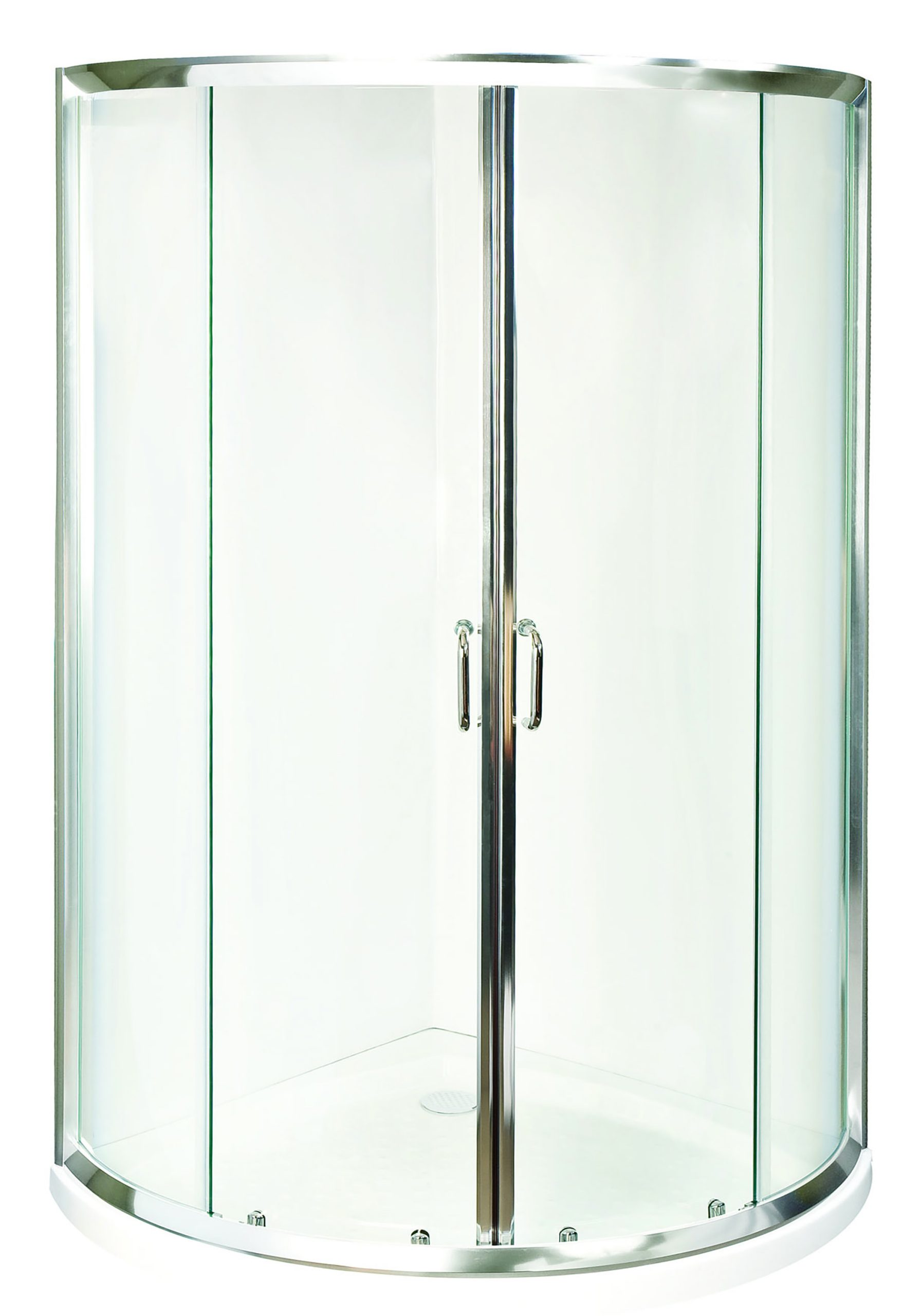 Spacia Curved Shower Enclosure