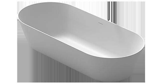 The Ibiza Solid Surface Bath