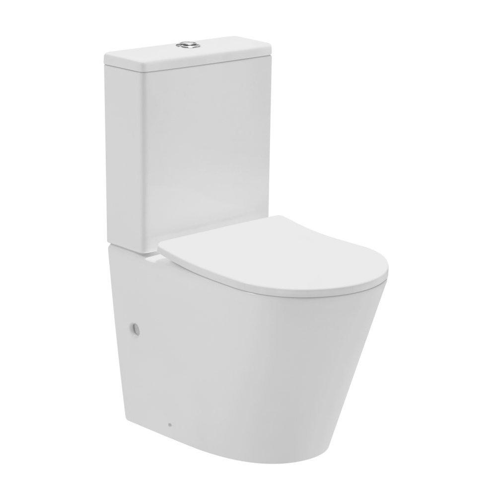 Tornado Flush Back to Wall Toilet
