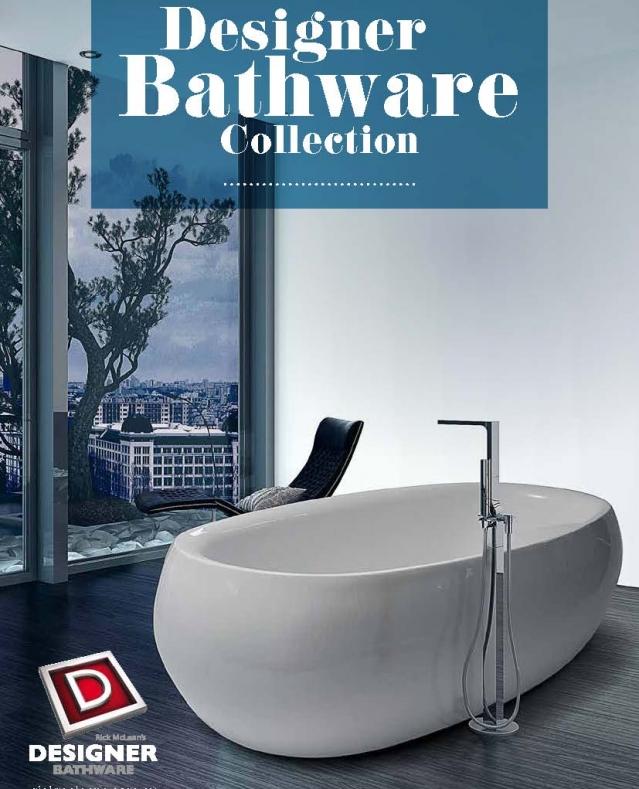 Rick McLeans Designer Bathware | Baths and Shower Screens Melbourne